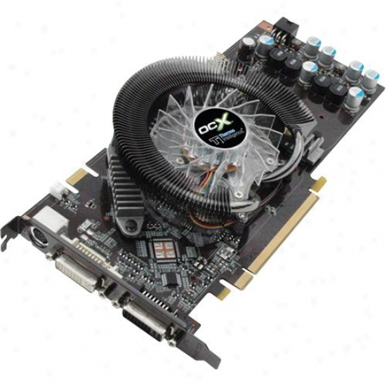 Bfg Nvidia Geforce 9800 Gt Ocx 512mb Pcie 2.0 With Thermointelligence Video Card