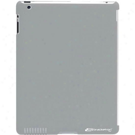 Bracketron Back-it Portable Ipae 2 Hard Case - Gray - Org-335-bx