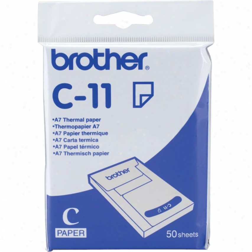 Brither A7 Thermal Paper