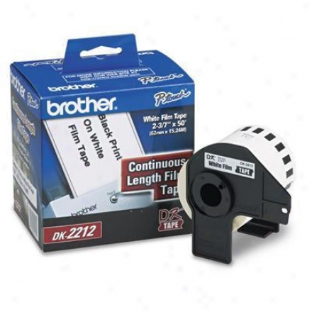 Brother Continuous Length Film Label