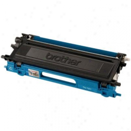 Brother Cyan Toner Cartridge Tn110c