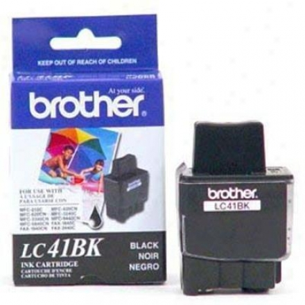 Brother High Yield Black Ink Mfc210c/4