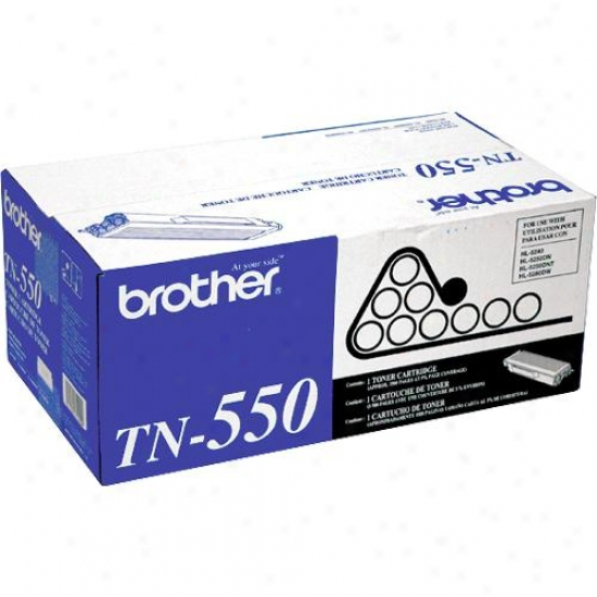 Brother High-yield Toner Tn550