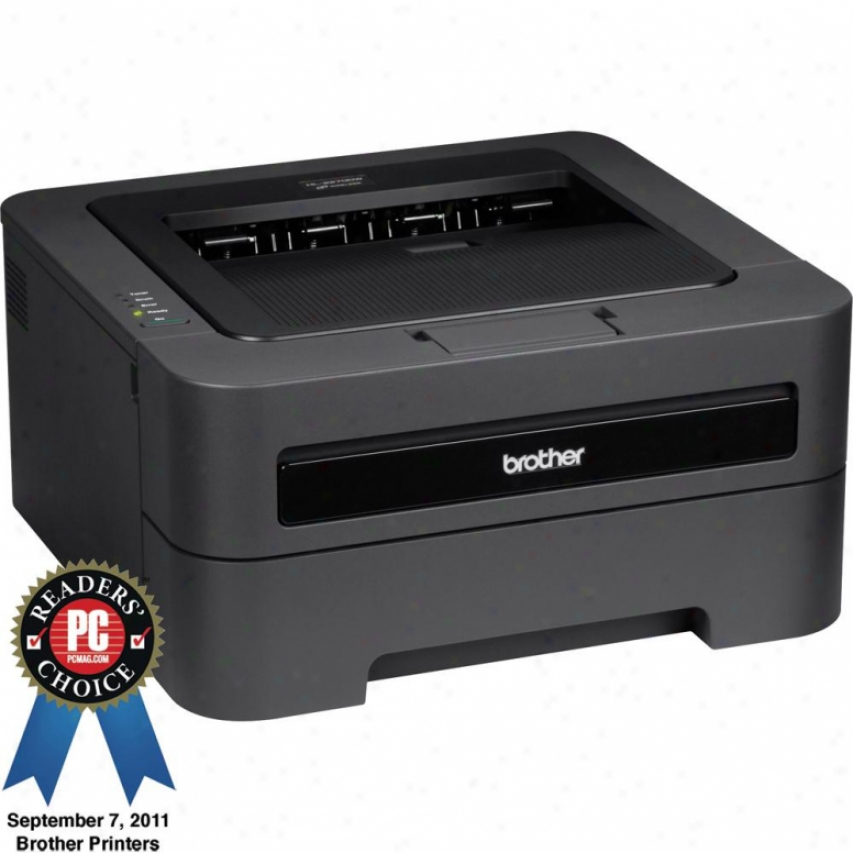 Brother Hl2270dw Compact Laser Printer With Wireless Networking And Duplex