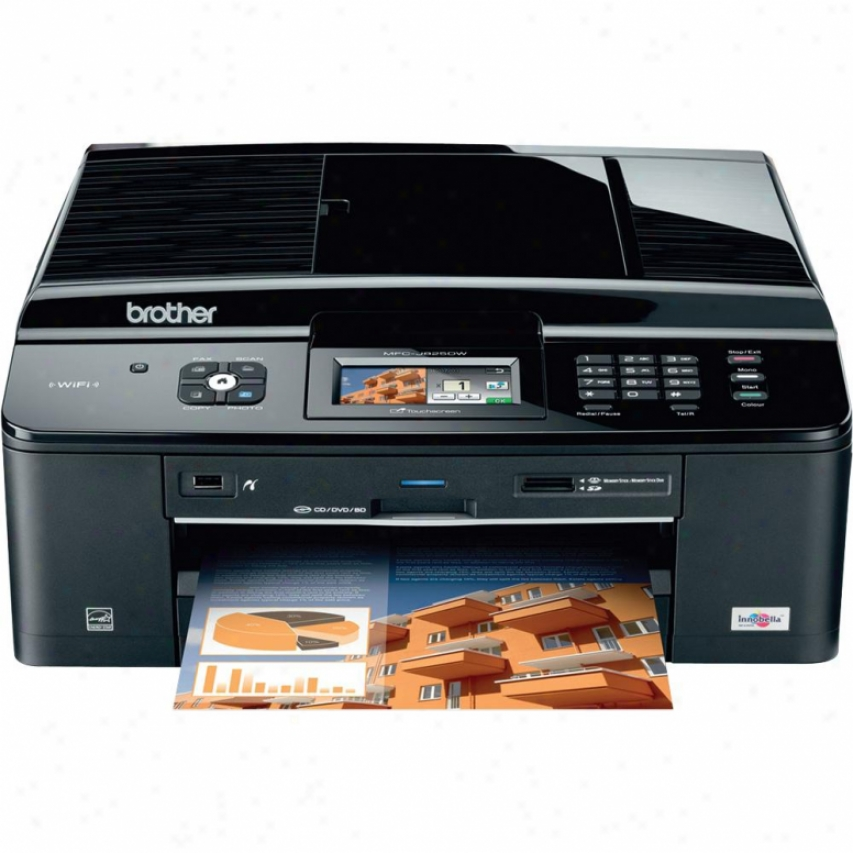 Brother Inkjet All-in-one W/3.3 Web Co