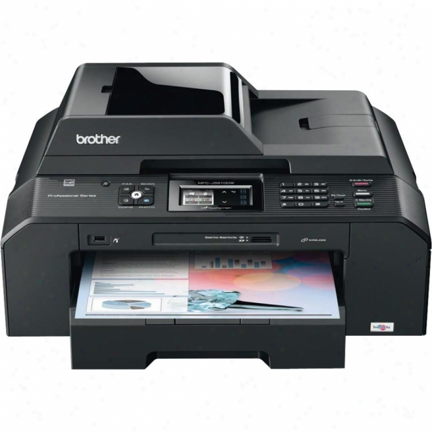 Brother Inkjet Multifunction
