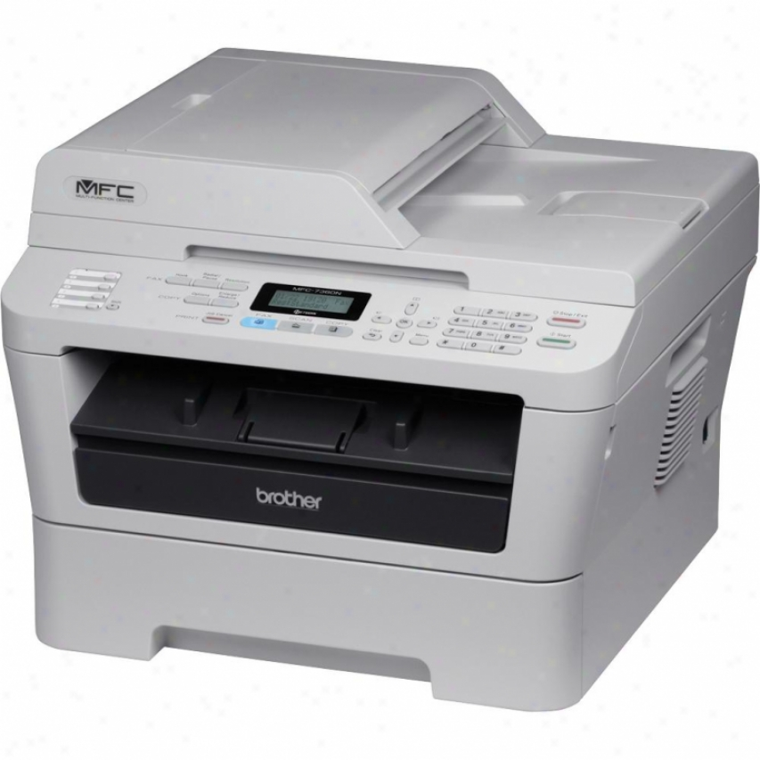 Brother Monochrome Laser All-in-one Net Mfc-7360n