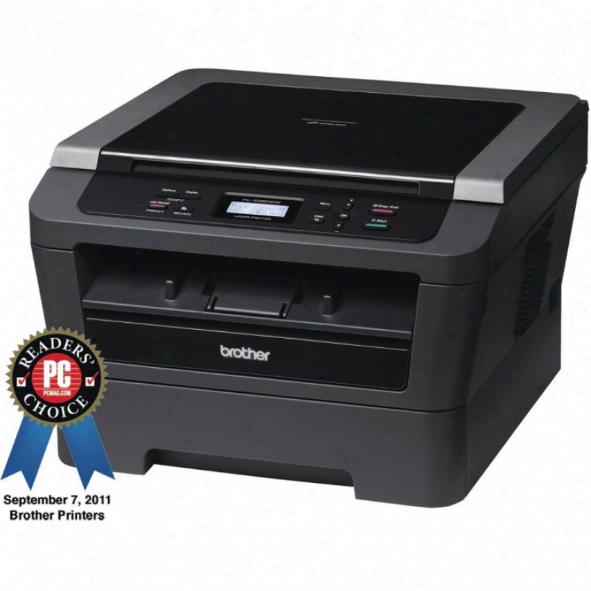 Brother Monolaser Printer W/net Duplex