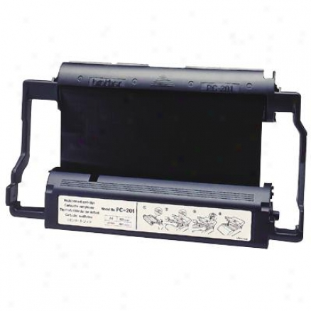 Brother Pc401 Cartridge For Select Fax And Mfc Models