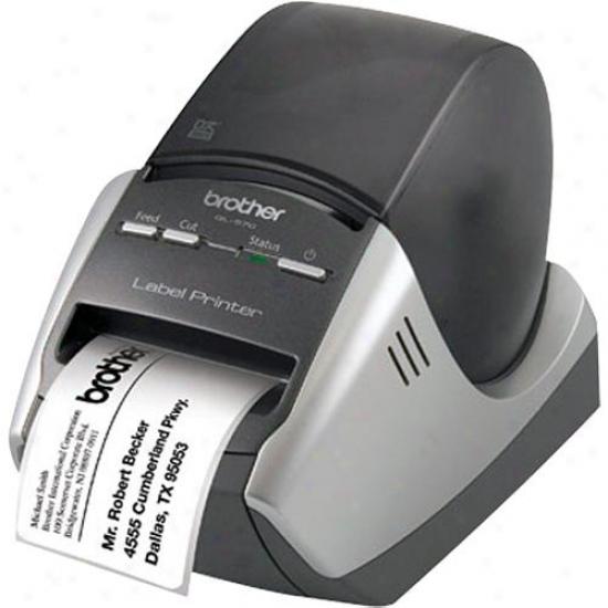 Brotyer Ql-570 Professional Label Printer