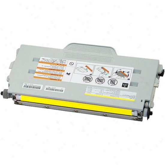 Bother Tn-04y Yellow Color Toner Cartridge