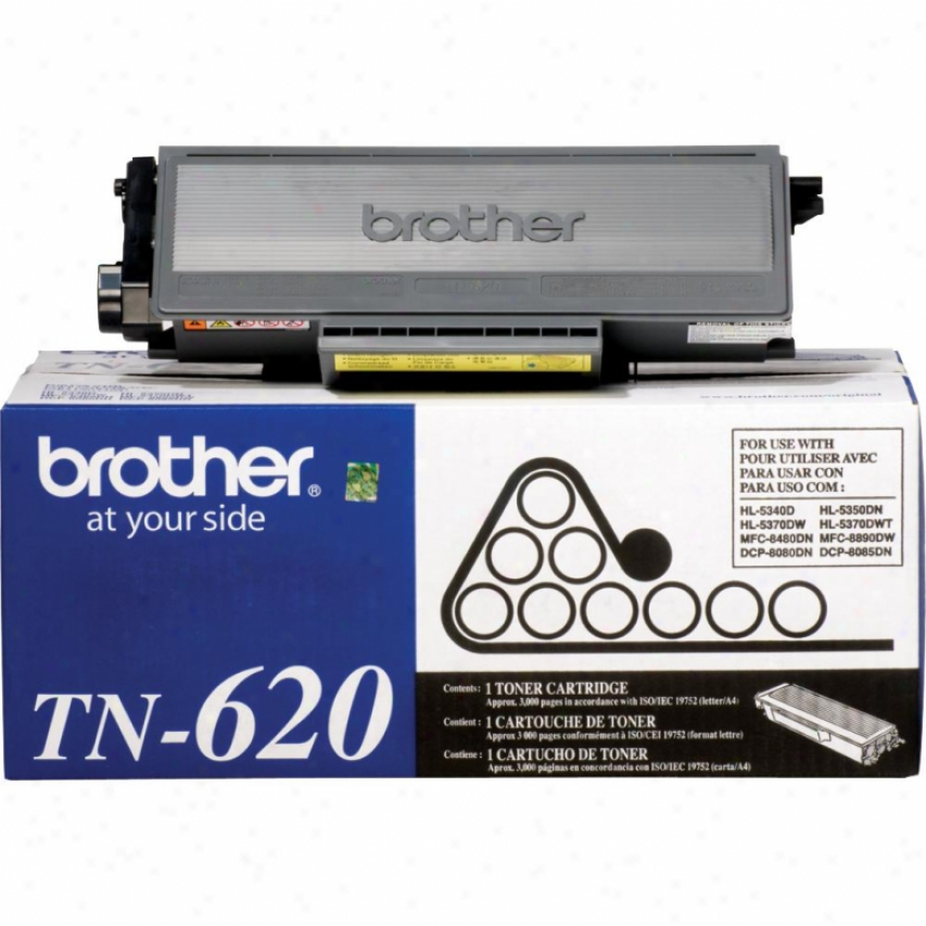 Brother Tn620 Standard Toner Cartridge