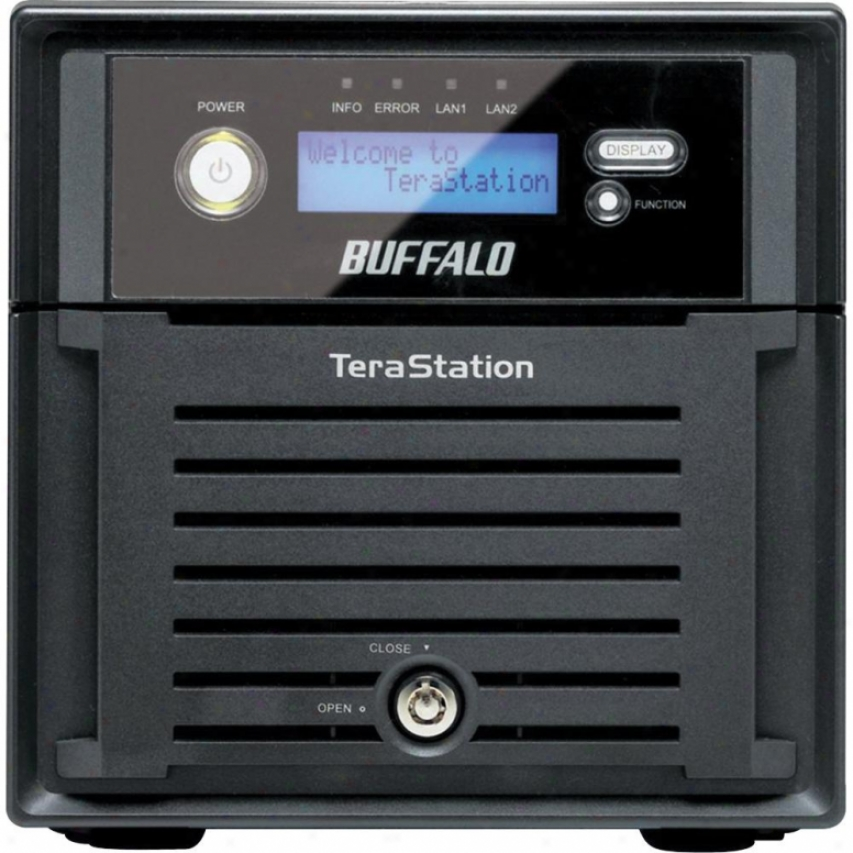 Buffalo Technplogy 4tb (2 X 2tb) Terastation Pro Duo Wss Storage Server
