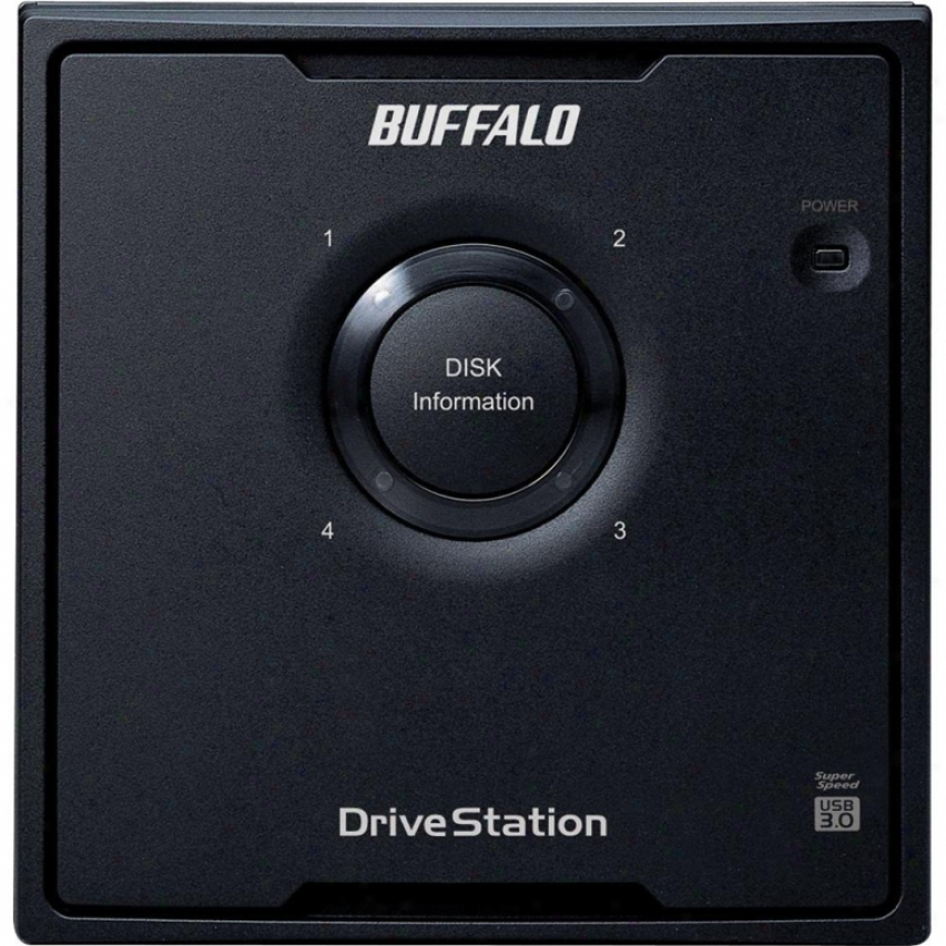 Buffalo Technology 4tb Drivestation Quad Usb 3.0