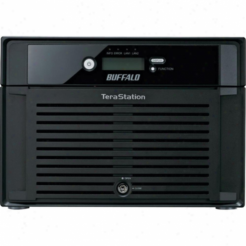 Buffalo Technology 6tb (6 X 1tb) Terastation Pro 6 Wss Storage Server