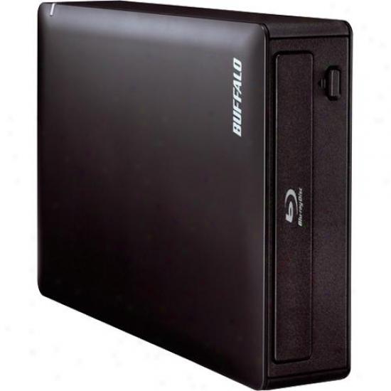 Buffalo Technology Br-x816u2 Mediastation 8x External Compact Blu-ray Wrtier