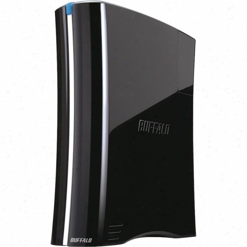 Buffalo Tecunology Hd-hs2.0tu3 Drivestation 2tb Usb 3.0 Hard Drive - Refu