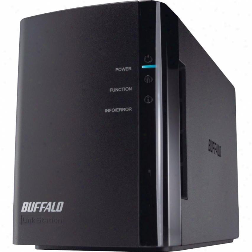 Buffalo Technology Linkstatoin 1tb Dual-bay Nas