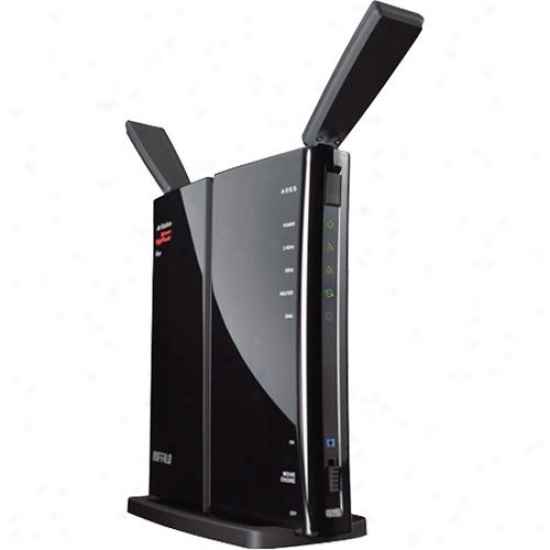 Buffalo Technology Nfiniti Wireless-n Hp Db Router