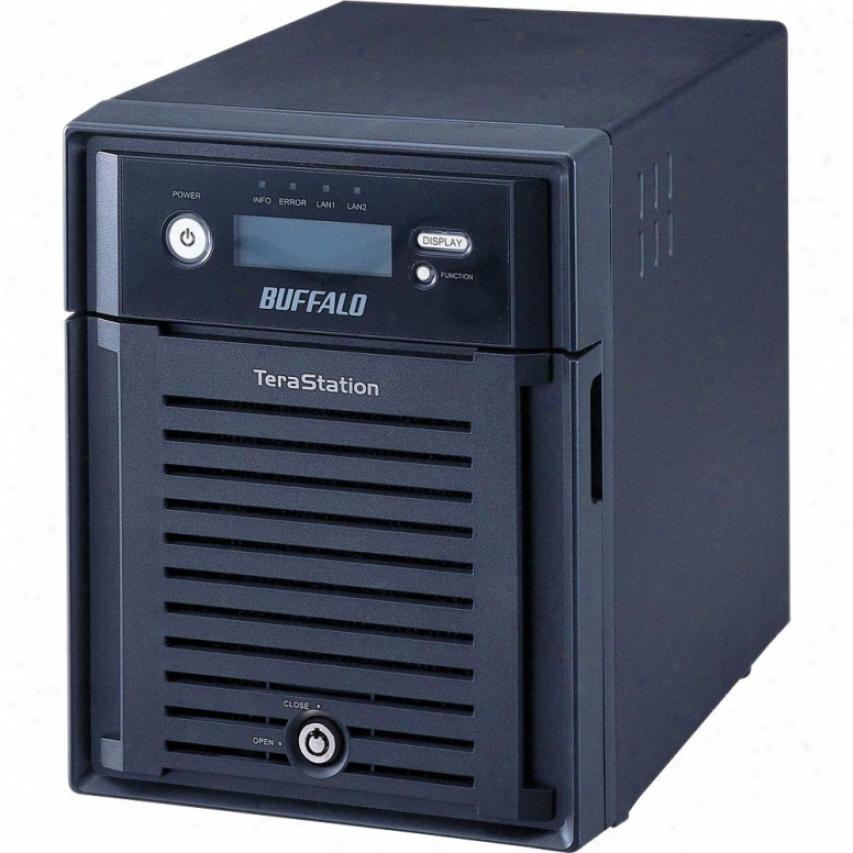 Buffalo Technology Terastation Iii 4tb Iscsi External Storage