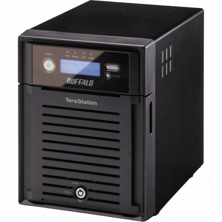 Buffalo Technology Terastation Pro Quad 4.0tb Nas - Ts-qvh4.0tl/r6
