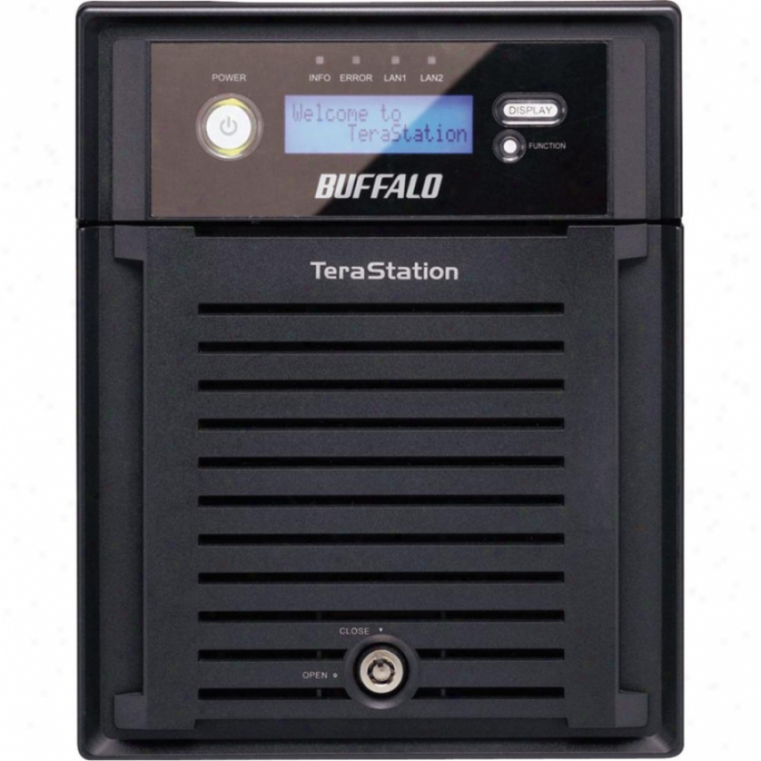 Buffalo Technoloby Terastation Pro Quad 8.0tb Nass