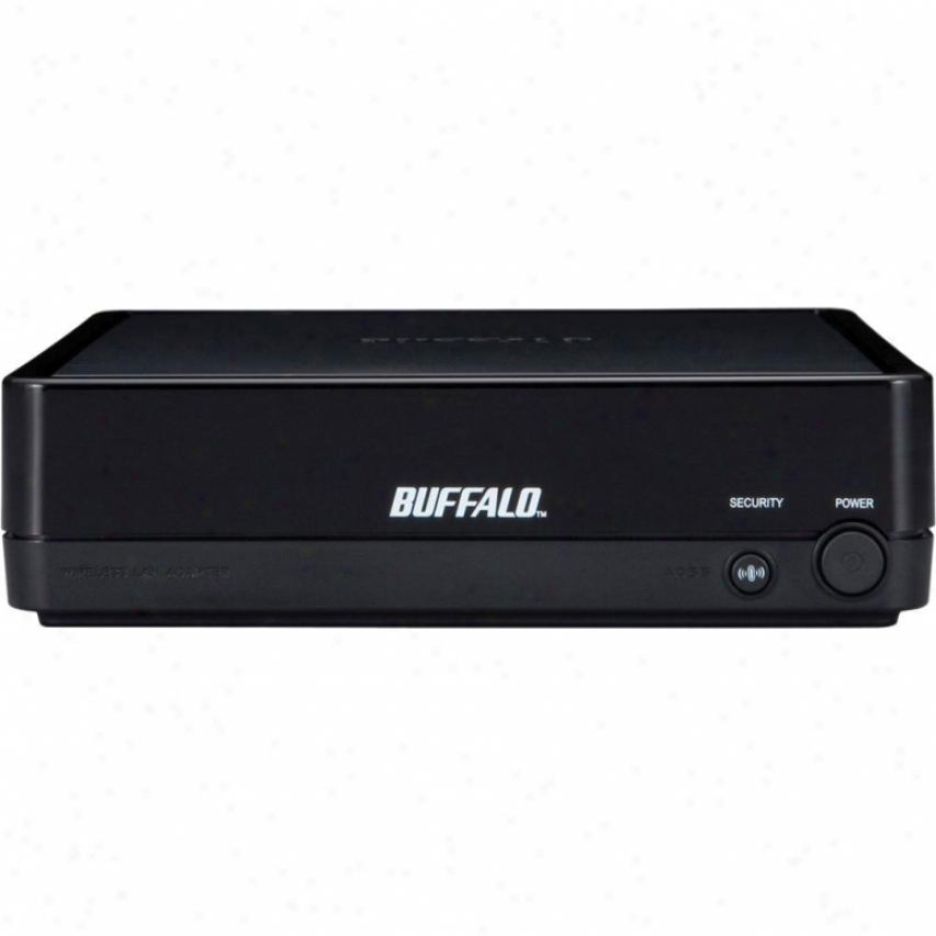 Buffalo Technology Wireless-n Nfiniti Dual Band Ethernet Converter