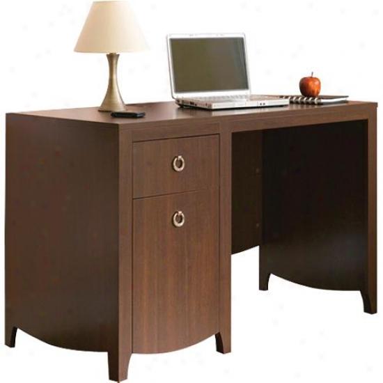 "Bush Ind. Warwick 48"" Desk - My72709-03"