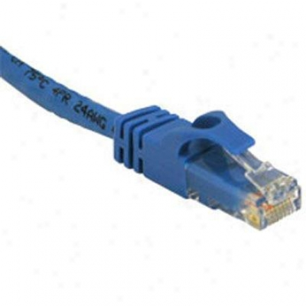 Cables To Go 50-foot Cat6 550 Mhz Snagless Patch Cable - Melancholy