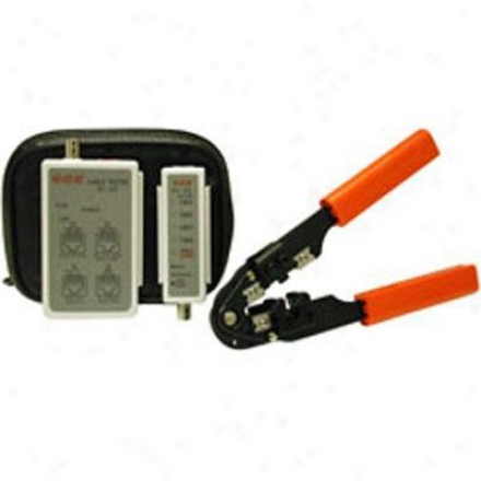Cables To Go Cable Termination And Test Kit