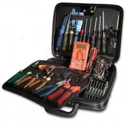 Cables To Go Field Service Engineer Toolkit