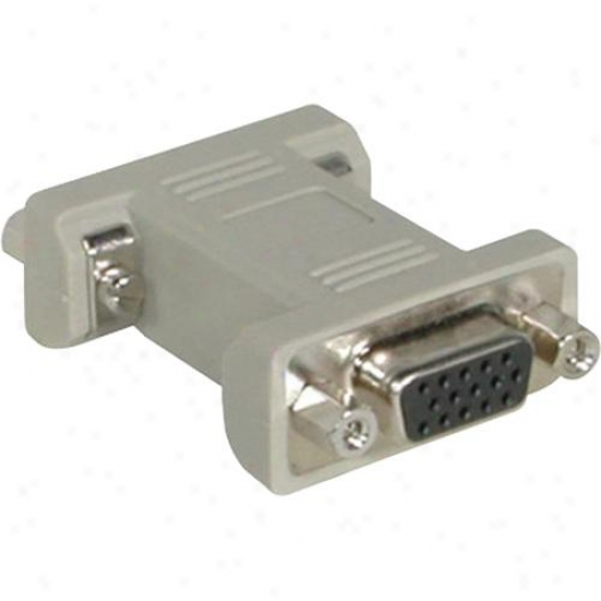 Cables To Go Hd15 F/f Vga Gendeer Changer (coupler) 02751