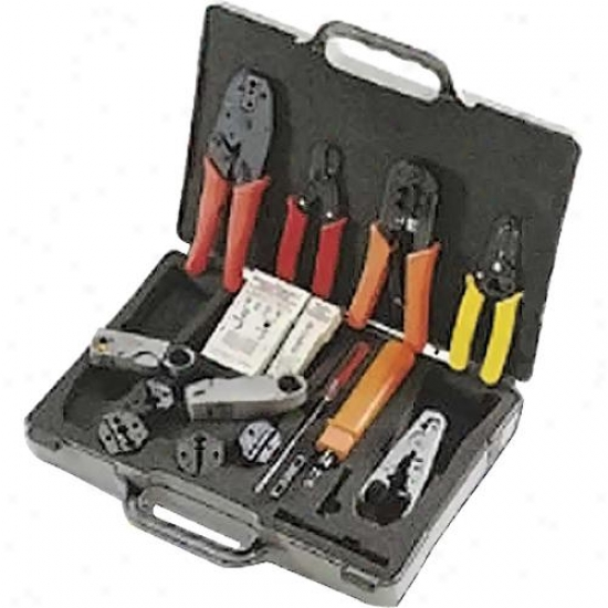Cablew To Go Network Installation Tool Kit