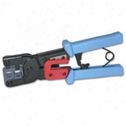 Cables To Go Rj11/45 Crimp Tool & Stripper