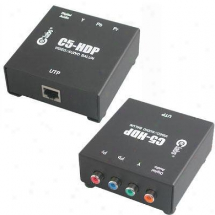 Cables To Go S/pdif To Rj45 F Video Balun