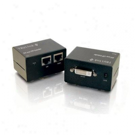 Cables To Go Trulink Dvi Over Cat5 Extender