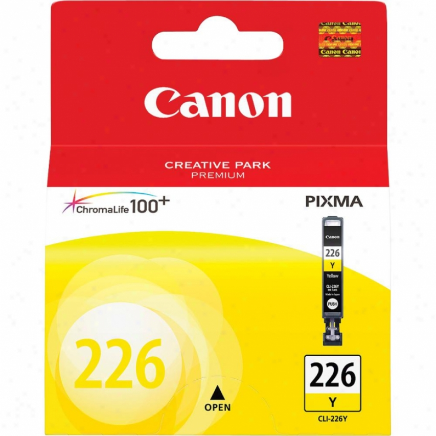 Canon Cli-226y Yellow Ink Cartridge