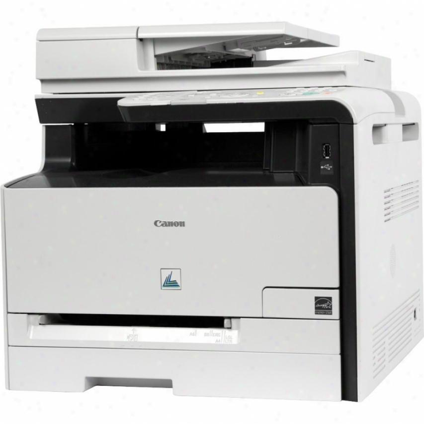 Canon Color Imageclass Mf8050cn Laser Multifunction Printer