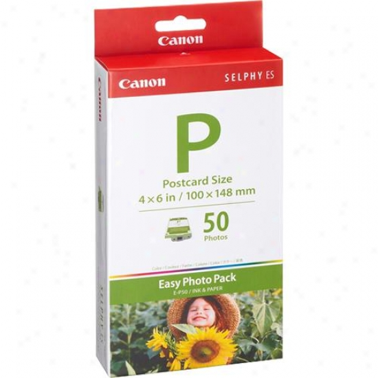 Canon E-p50 Easy Photo Pack