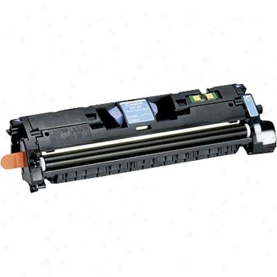 Canon pE87-c Cyan Laser Toner Cartridge