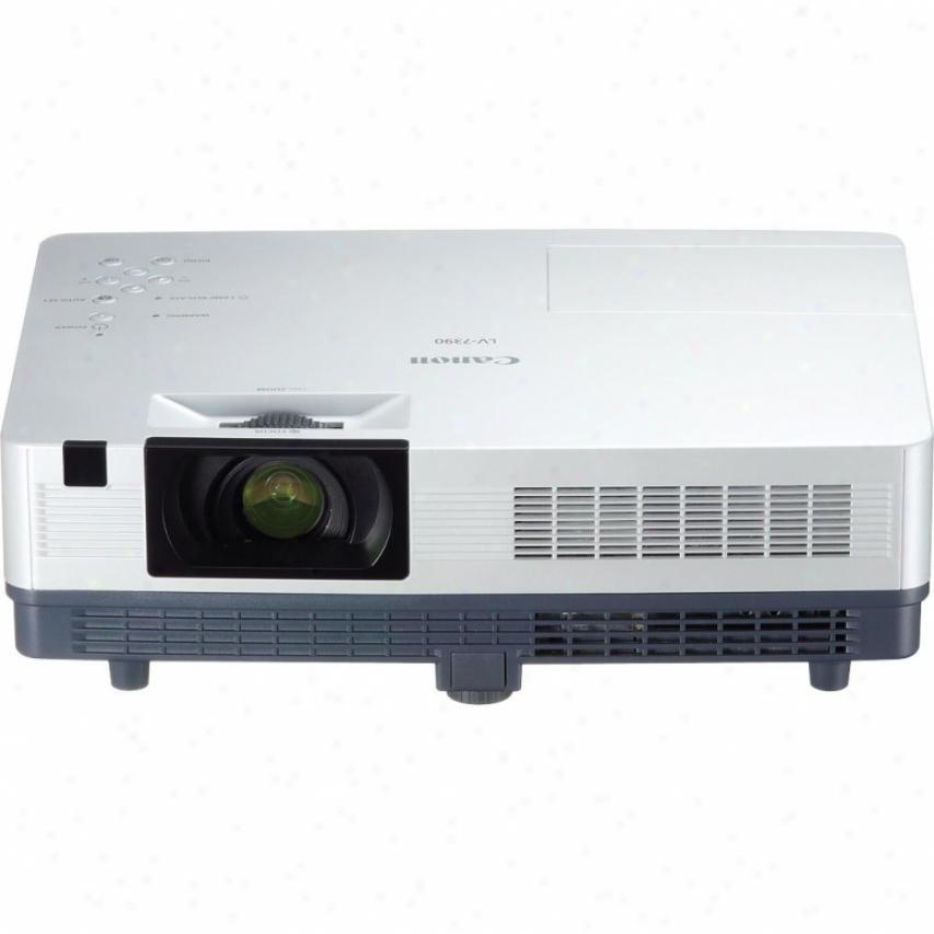 Canon Lv-7390 Multimedia Lcd Projector