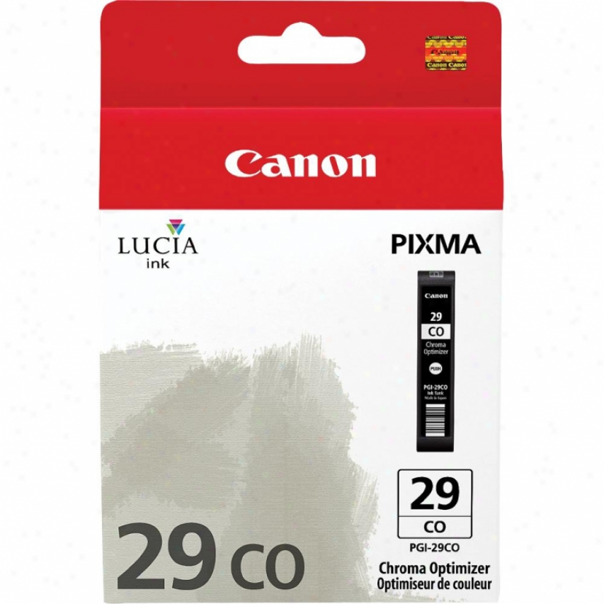 Canon Pgi-29 Lucia Series Chroma Optimizer Ink Cartridge