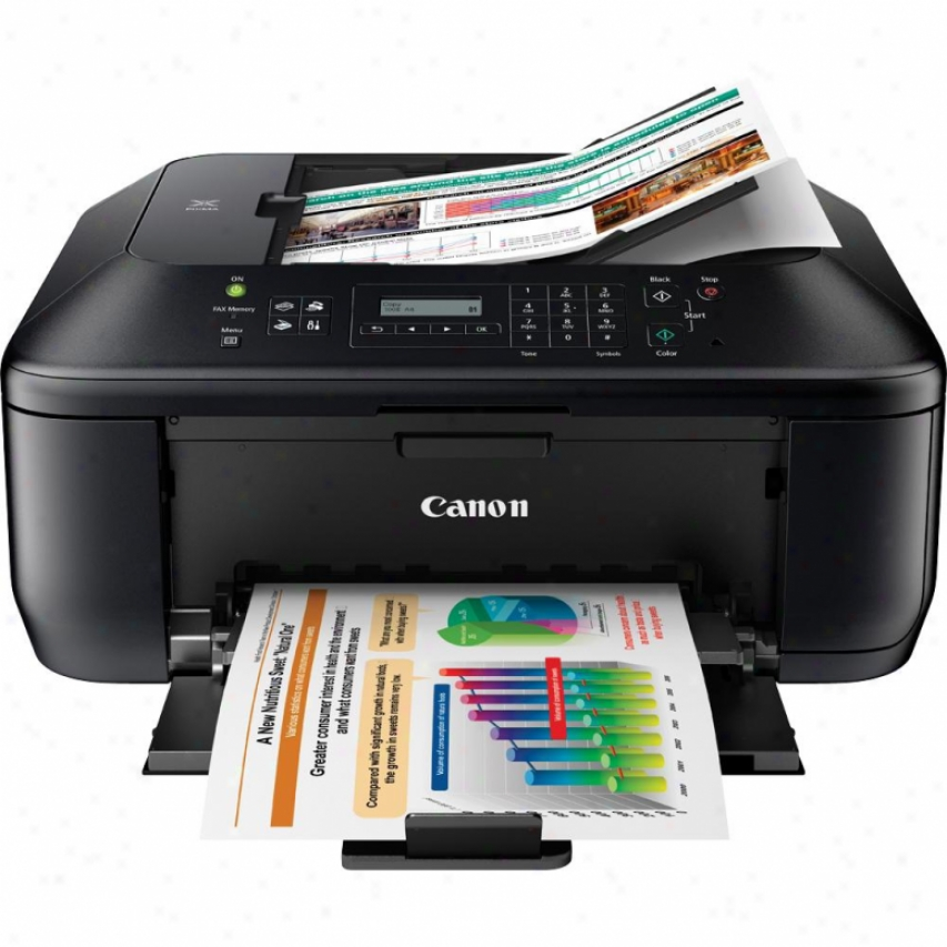 Canon Pixma Mx372 Office All-in-one Inkjet Printer