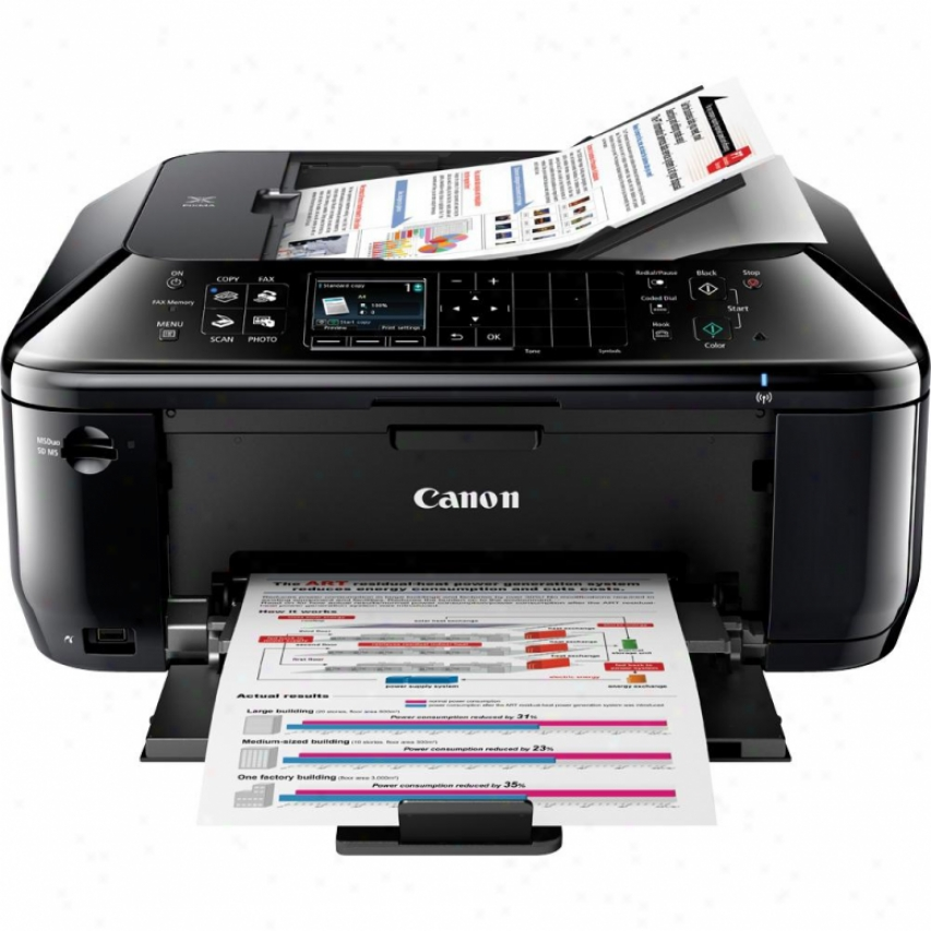 Canon Pixma Mx512 Wireless Office All-in-one Inkjet Printer