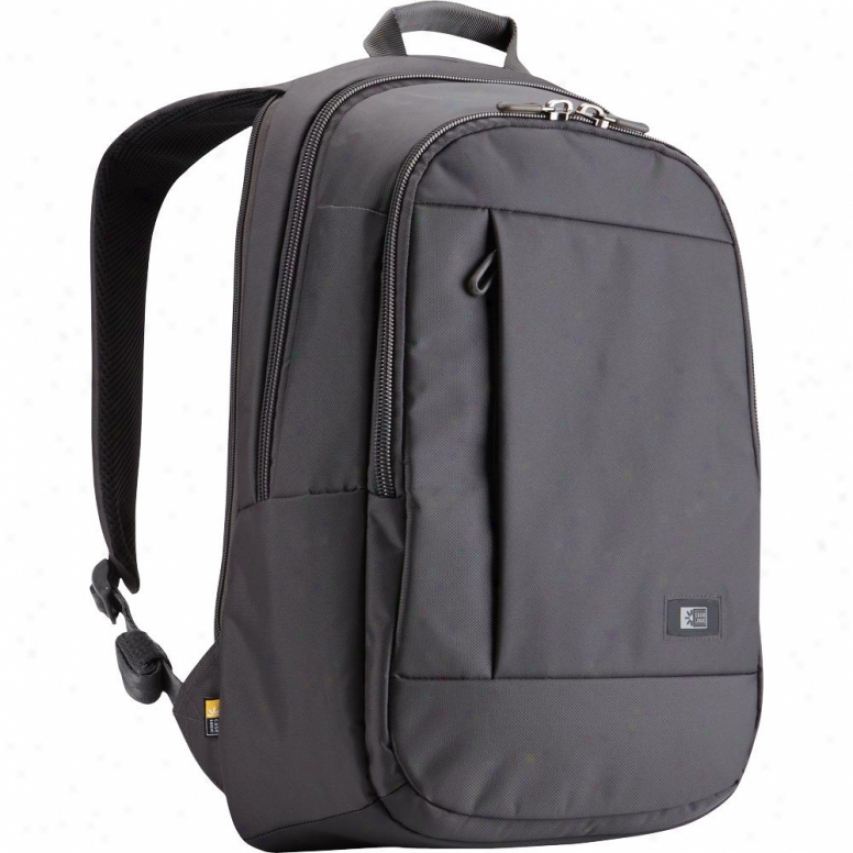 Question Logic 15.6 Laptop Backpack - Gray-haired