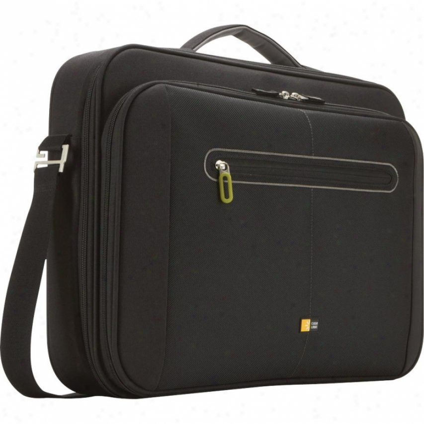 "Case Logic 18"" Laptop Briefcase Pnc-218 Black"