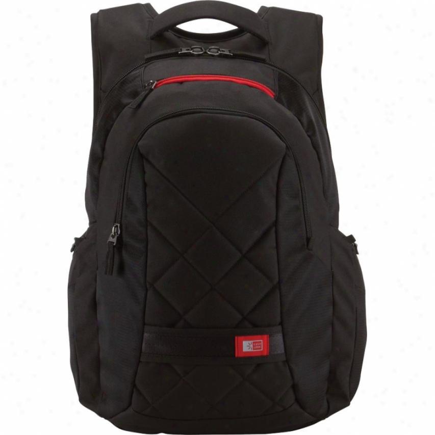 """Instance Logic Dlbp-116 16"""" Laptop Backpack - Black"""