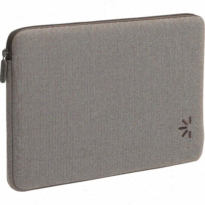 "Covering Logic Enst-110 10.2"" Netbook Sleeve - Herringbone"