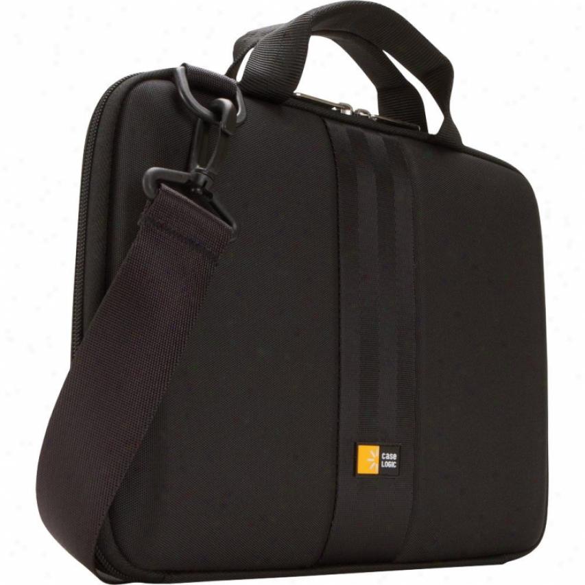 "Caze Logic Ipad & 9"" To 10"" Tablet Attach? - Black - Qta-110"