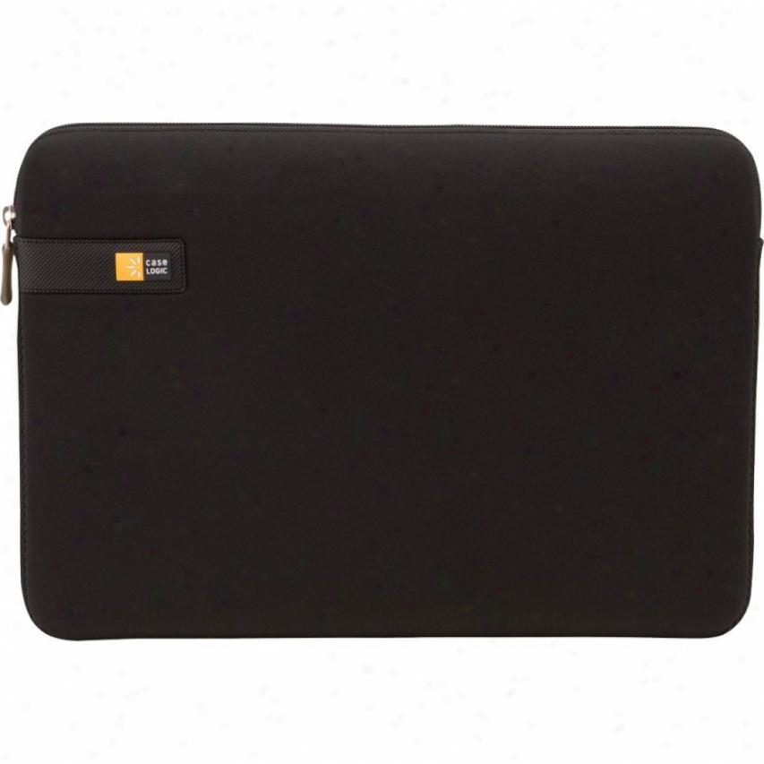"""Case Logic Laps-111 10-11.6"""" Netbook Sleeve - Black"""